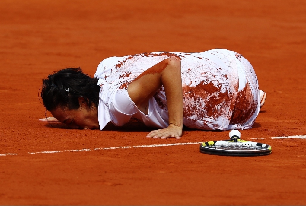 2010 French Open - Day Fourteen