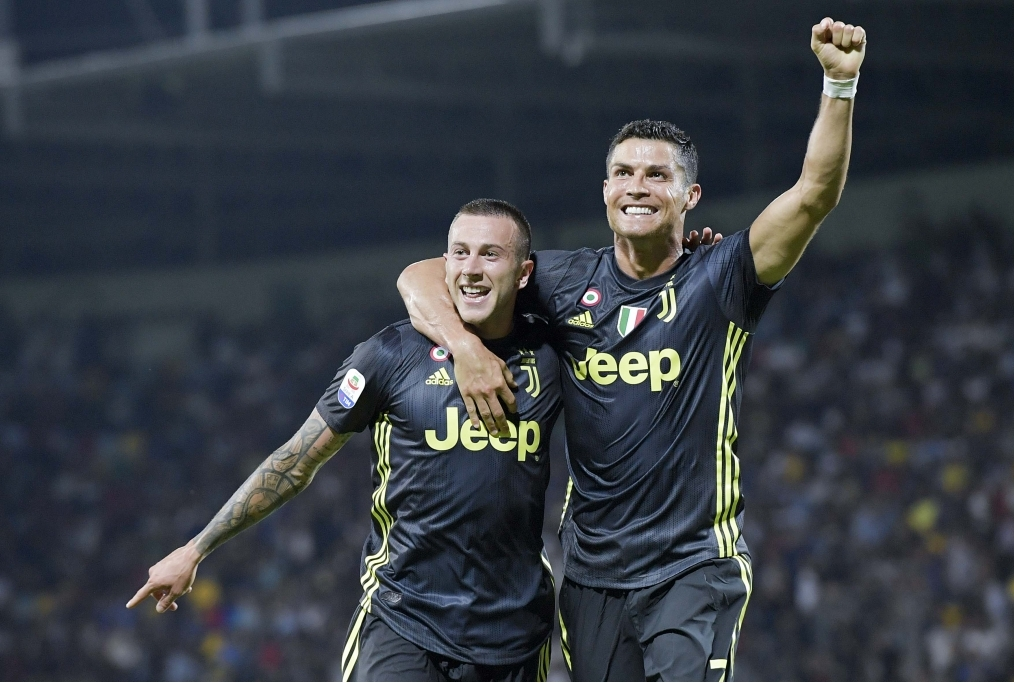 Frosinone Calcio v Juventus - Serie A