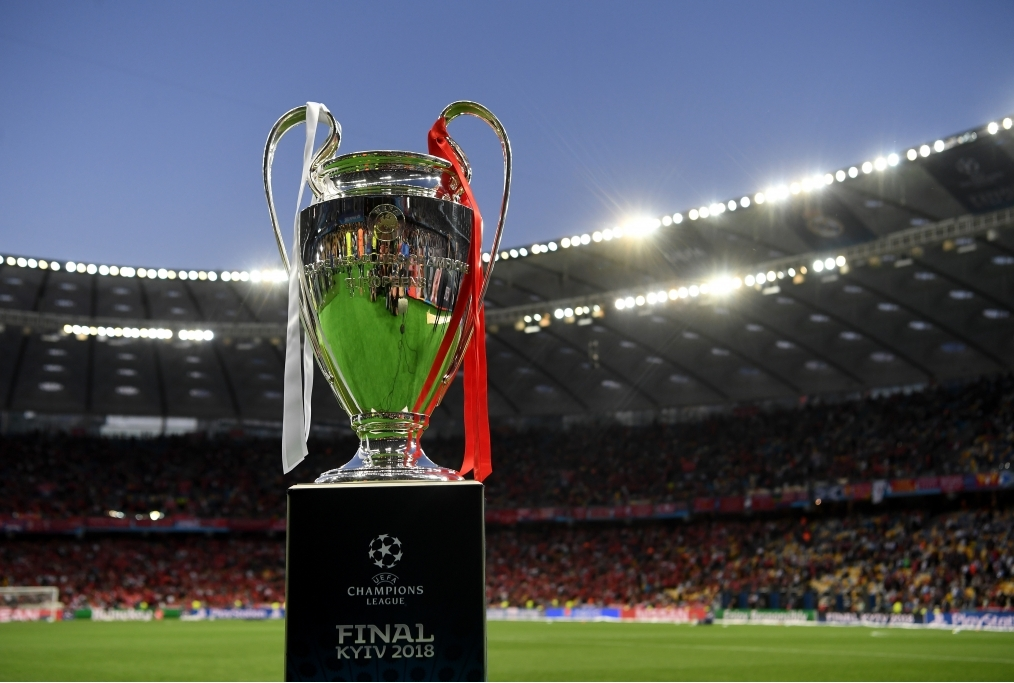 Real Madrid v Liverpool - UEFA Champions