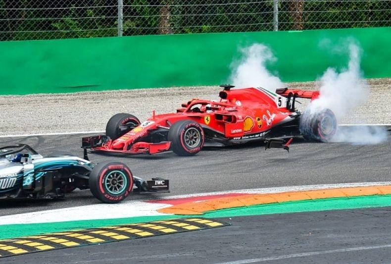 Gran Premio amaro a Monza per Vettel