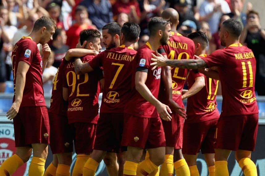 AS Roma v Chievo Verona - Serie A