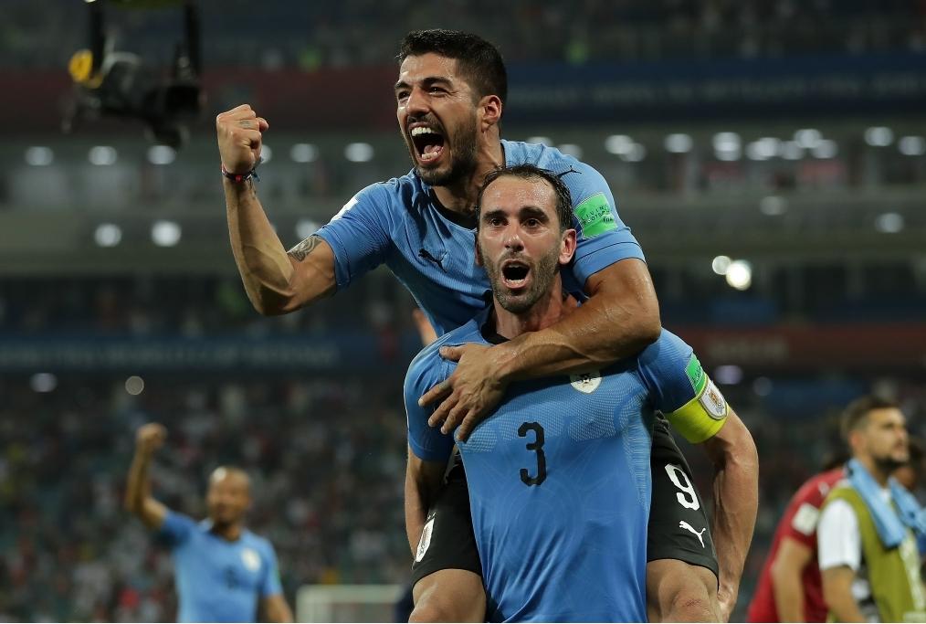 Uruguay v Portugal Round of 16 - 2018 FI