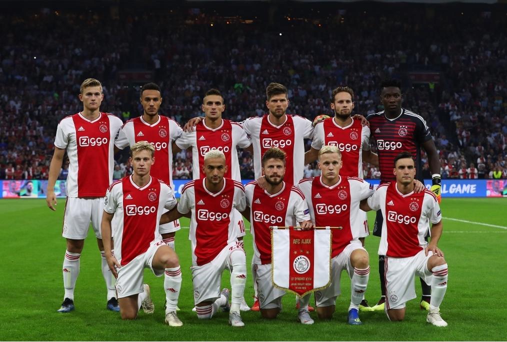 Ajax v Dynamo Kiev - UEFA Champions Leag