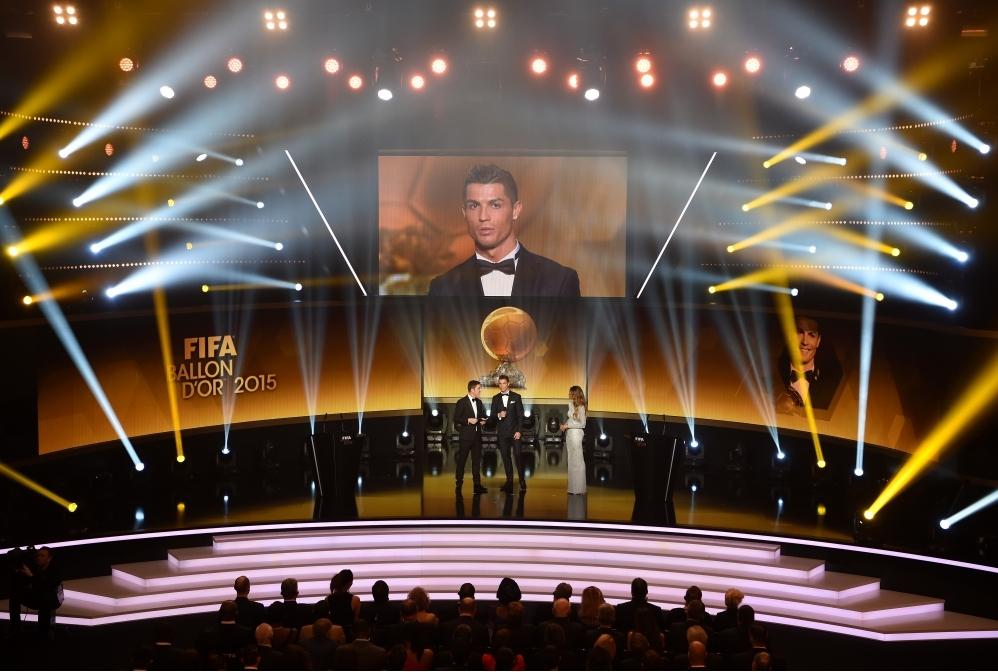 FIFA Ballon dOr Gala 2015