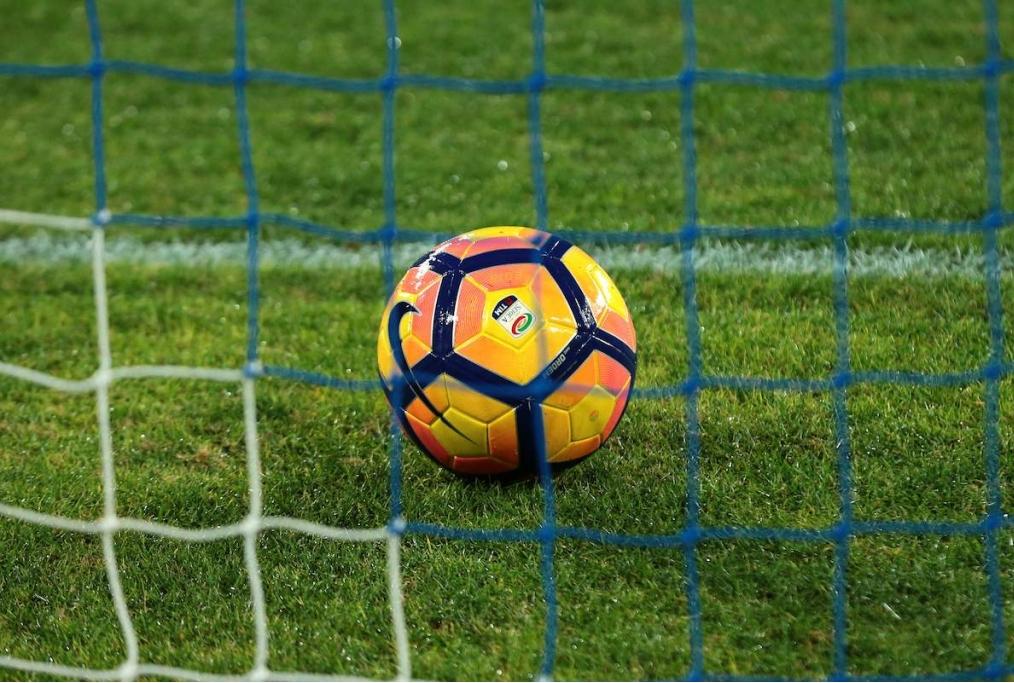 Pallone Ball Napoli 24-01-2017 Stadio S