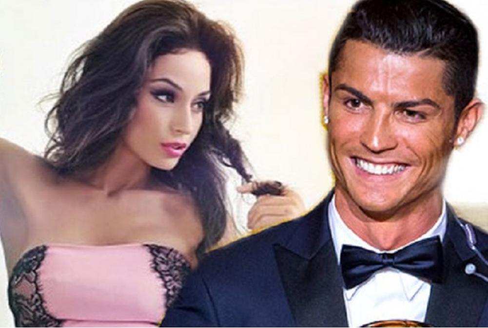 Raffaella Fico e Cristiano Ronaldo