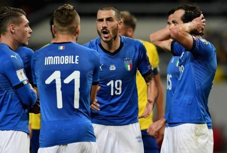 rinascita calcio italiano
