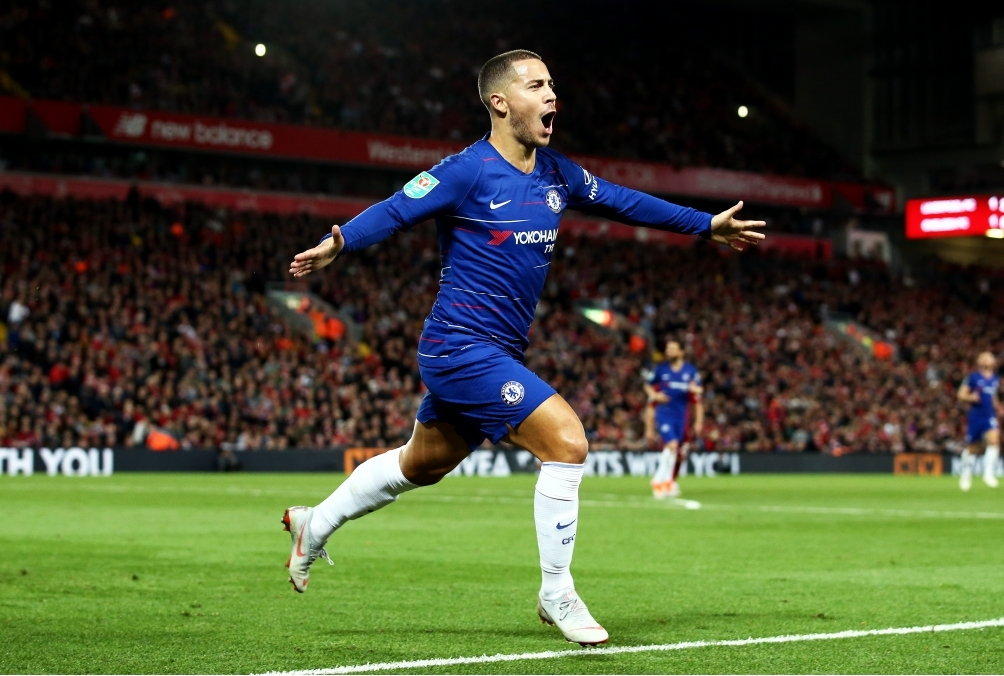 Liverpool v Chelsea - Carabao Cup Third