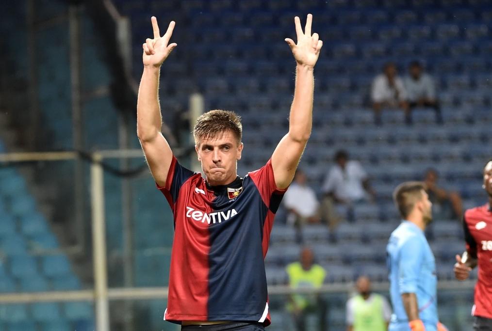 Genoa CFC v Lecce - Coppa Italia