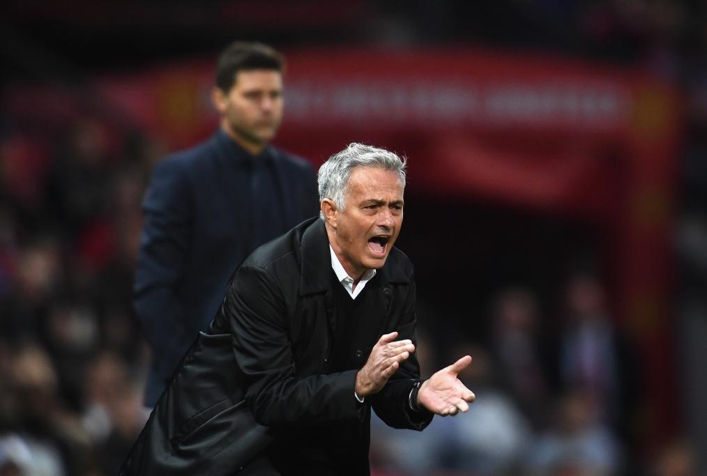 Manchester United v Tottenham Hotspur -