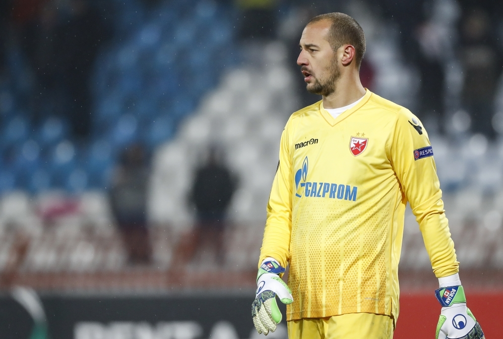Crvena Zvezda Belgrade v CSKA Moscow - U