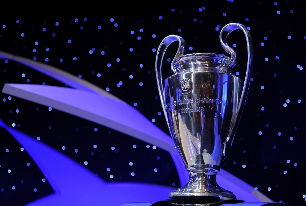 UEFA Champions League UEFA Cup Draw