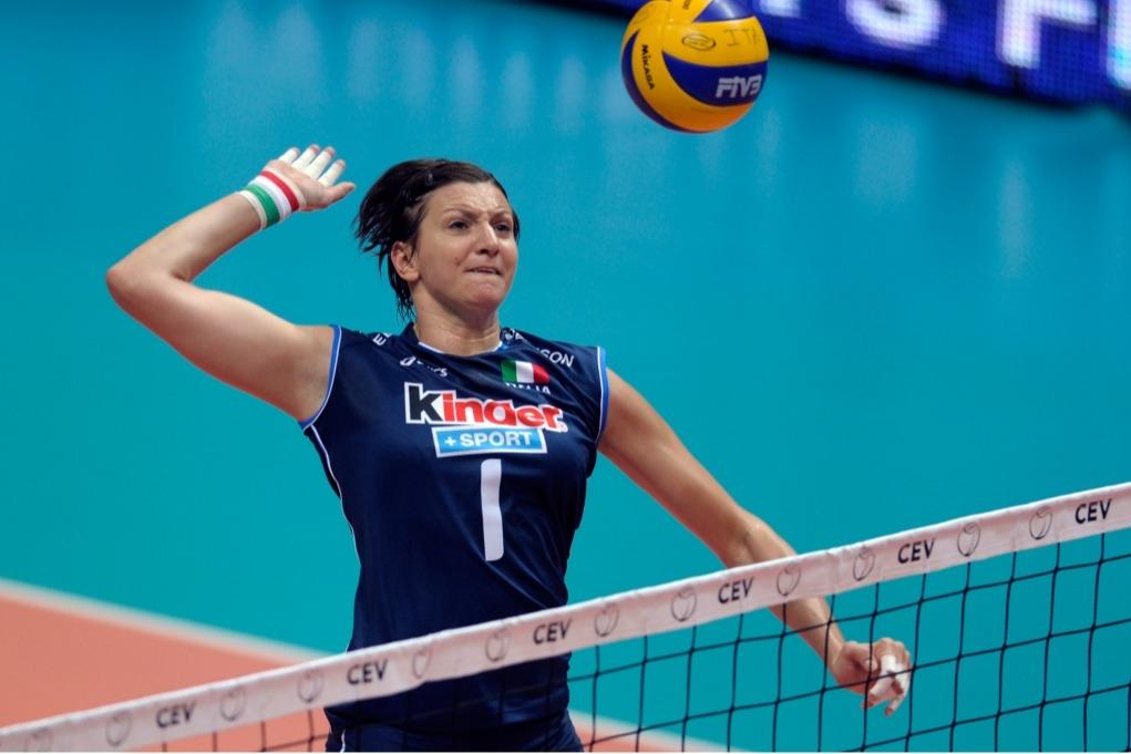Women Volleyball European Championship - Italy v Azerbaijan