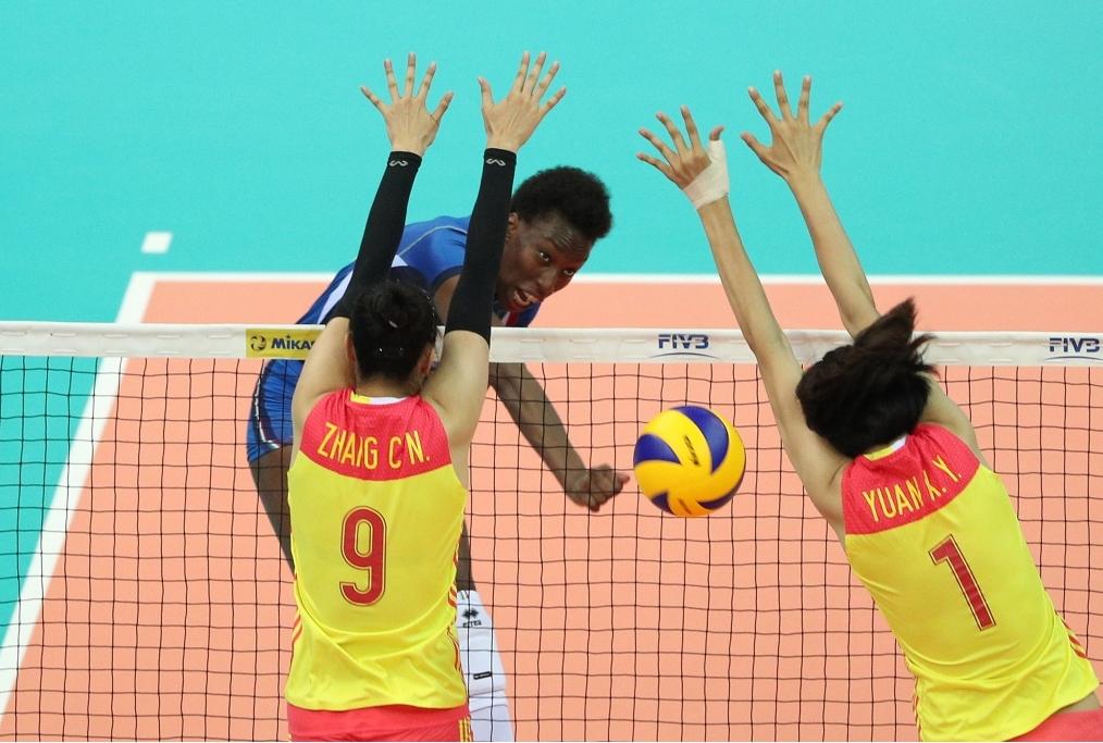 2017 Nanjing FIVB World Grand Prix Final