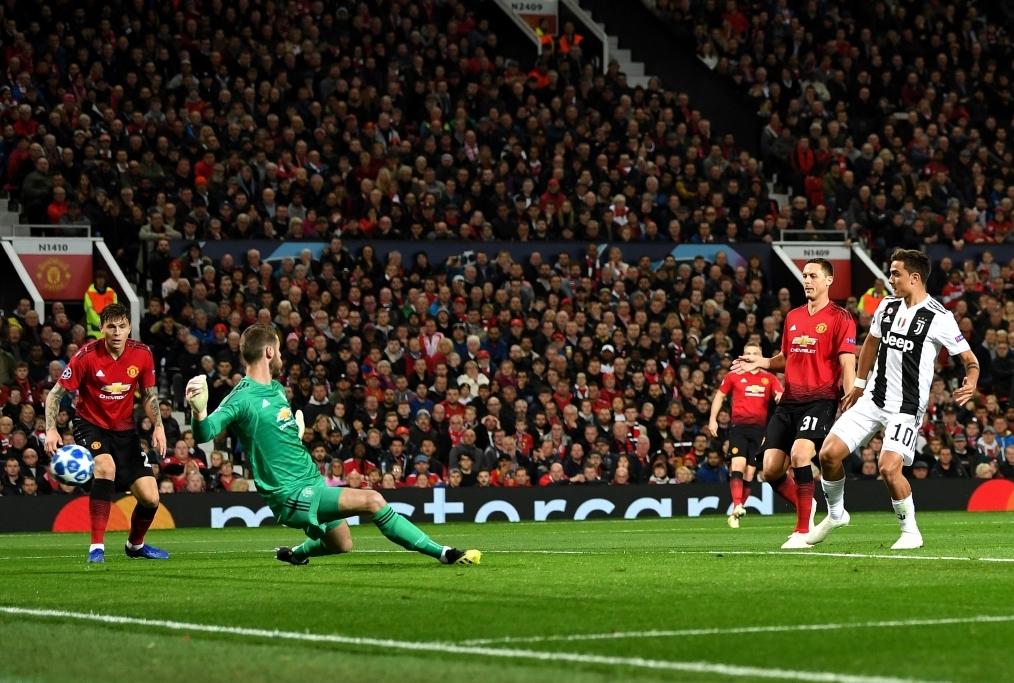 Manchester United v Juventus - UEFA Cham
