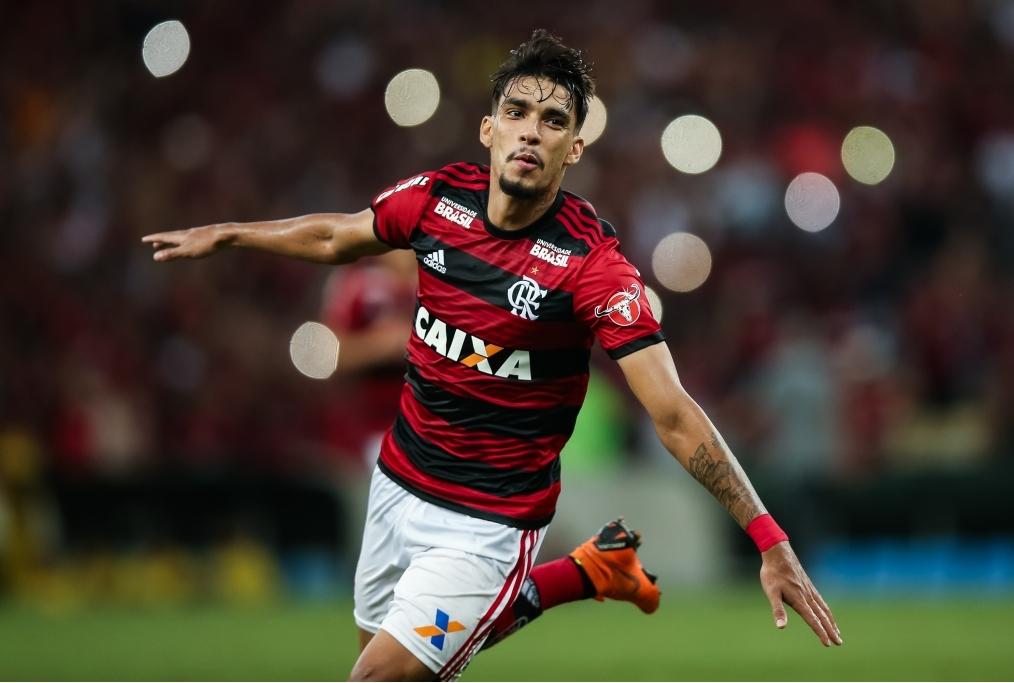 Flamengo v Internacional - Brasileirao S