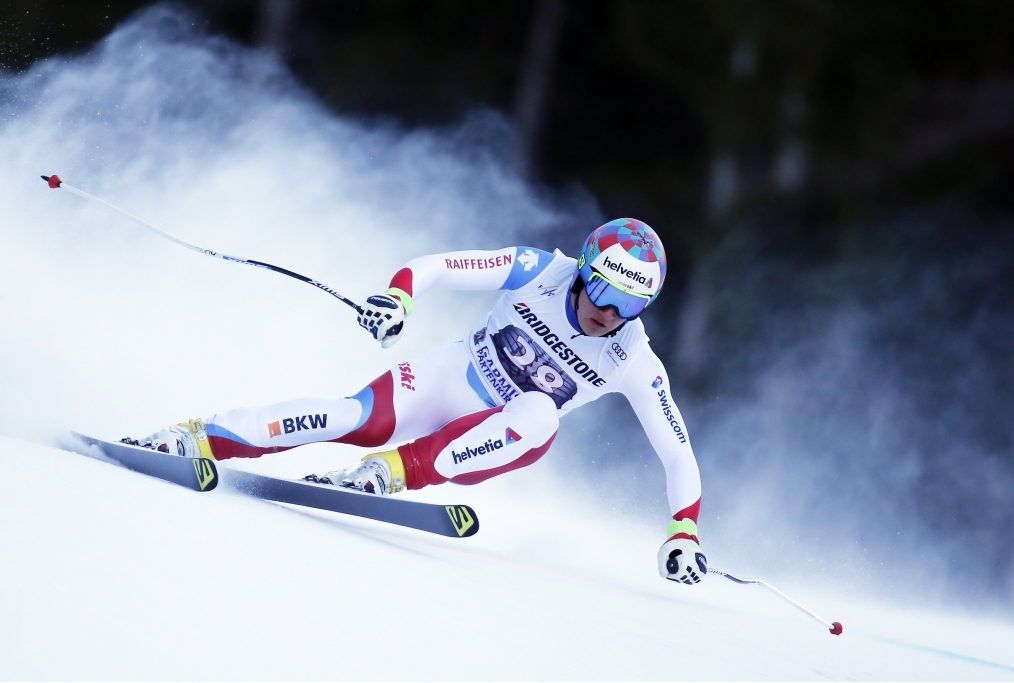 Audi FIS Alpine Ski World Cup - Mens Dow