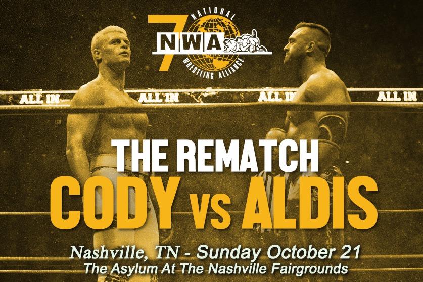 NWA 70 Anniversary Show