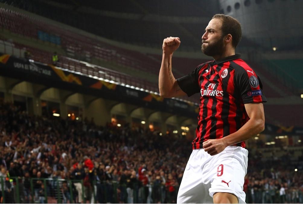 AC Milan v Olympiacos - UEFA Europa Leag