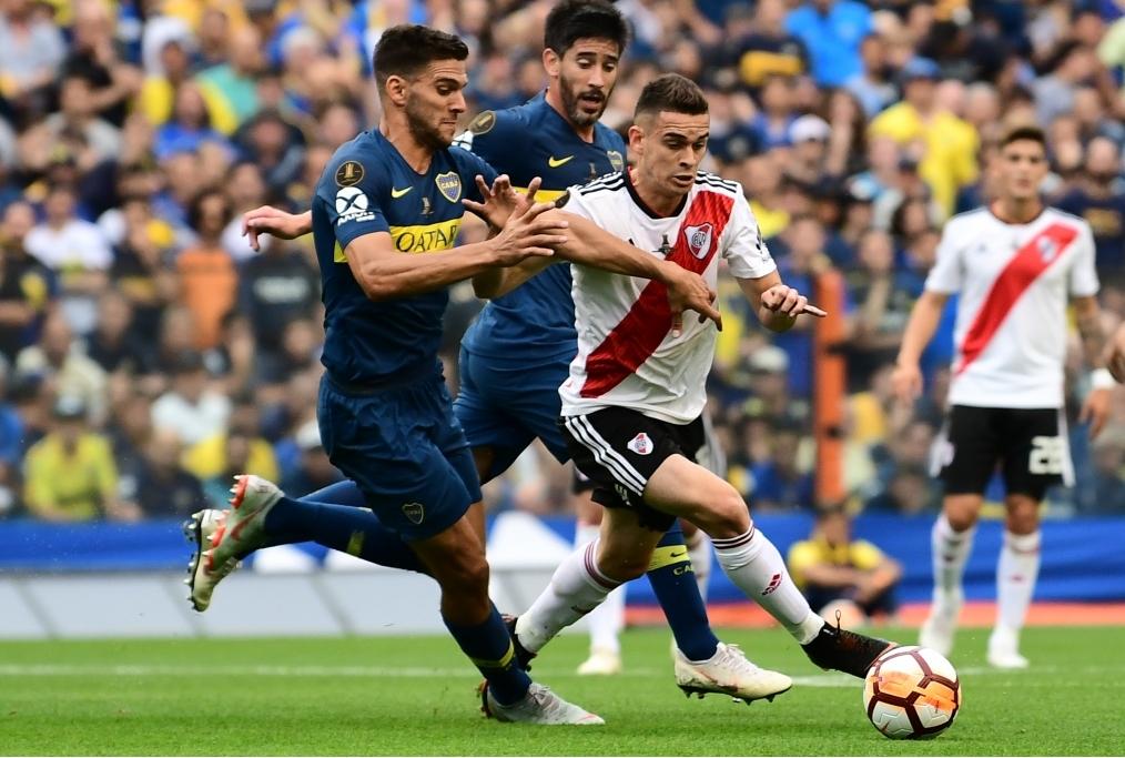 Boca Juniors v River Plate - Copa CONMEB
