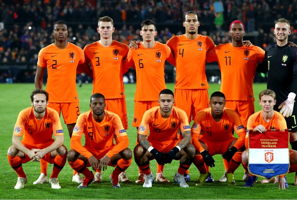 Netherlands v France - UEFA Nations Leag