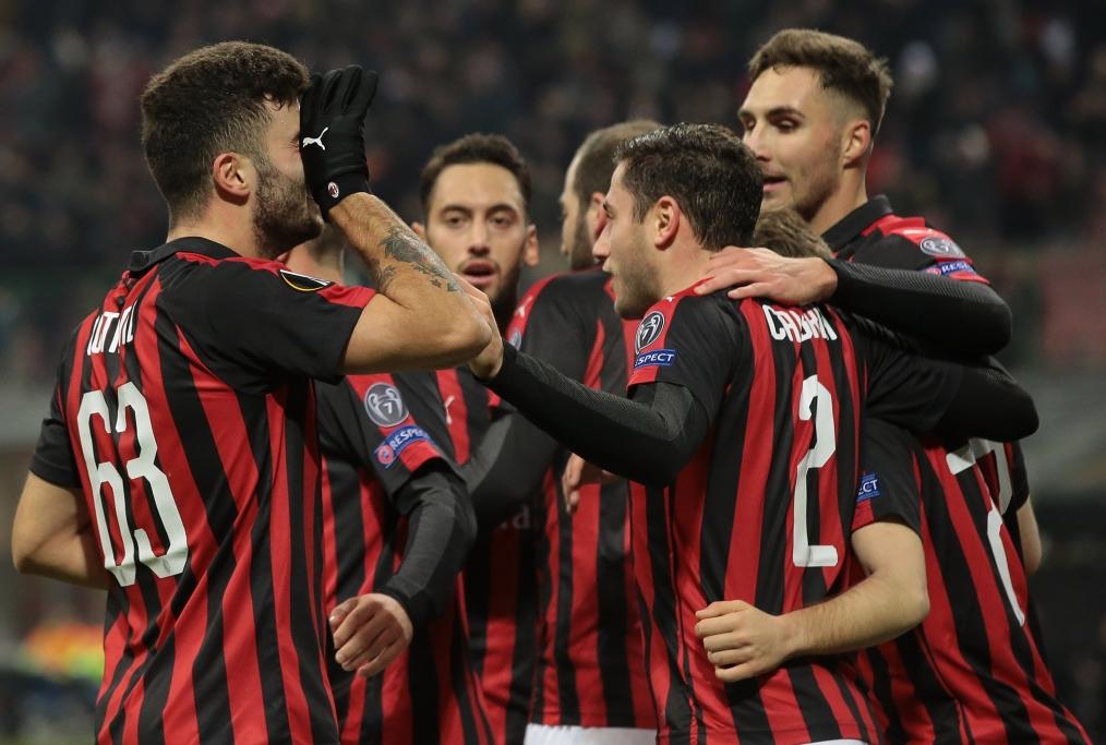 Milan dudelange 5-2
