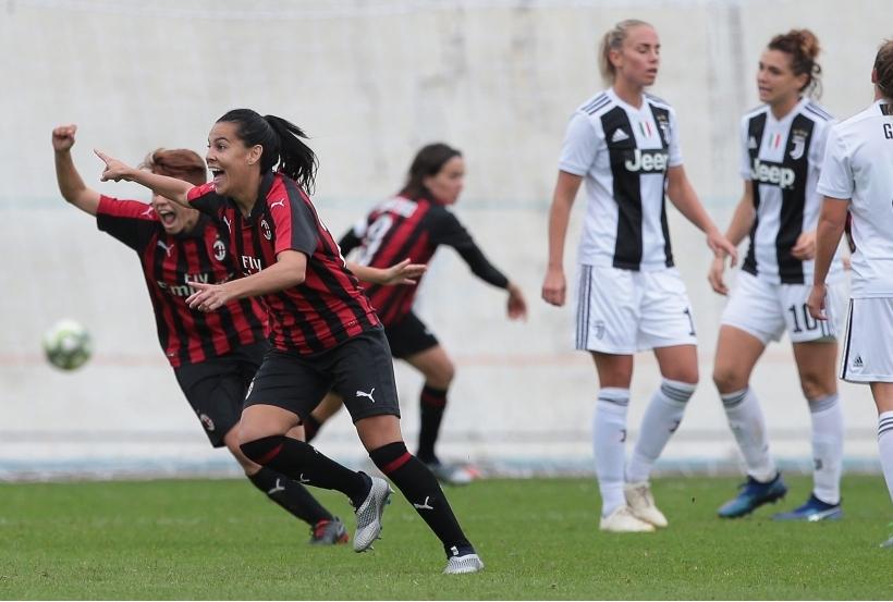 AC Milan Femminile v Juventus Women