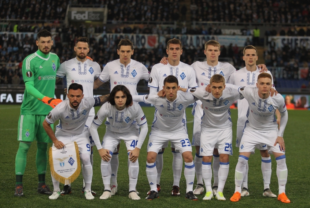 Lazio v Dynamo Kiev - UEFA Europa League