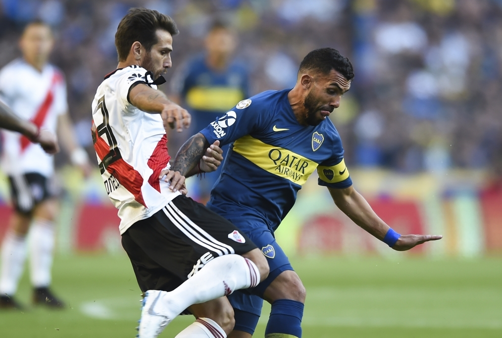 Boca Juniors v River Plate - Superliga 2