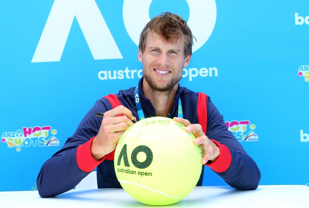 Off Court At The 2017 Australian Open