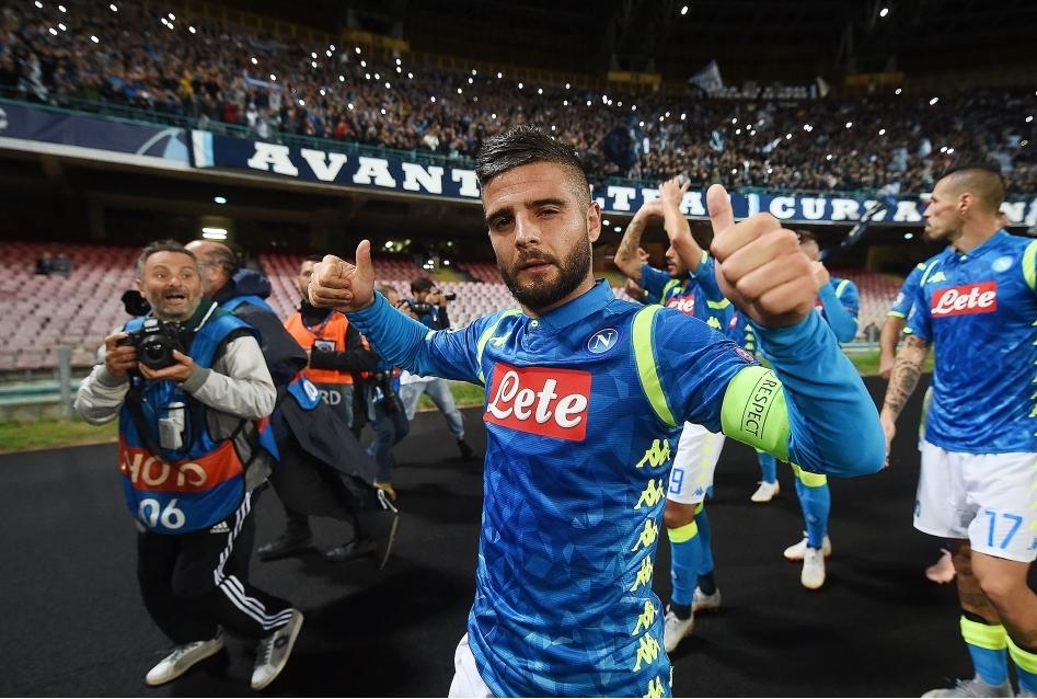 SSC Napoli v Liverpool - UEFA Champions