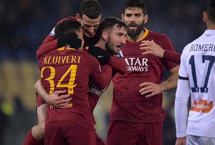 roma - genoa 3-2 tre punti dopo tanta pa