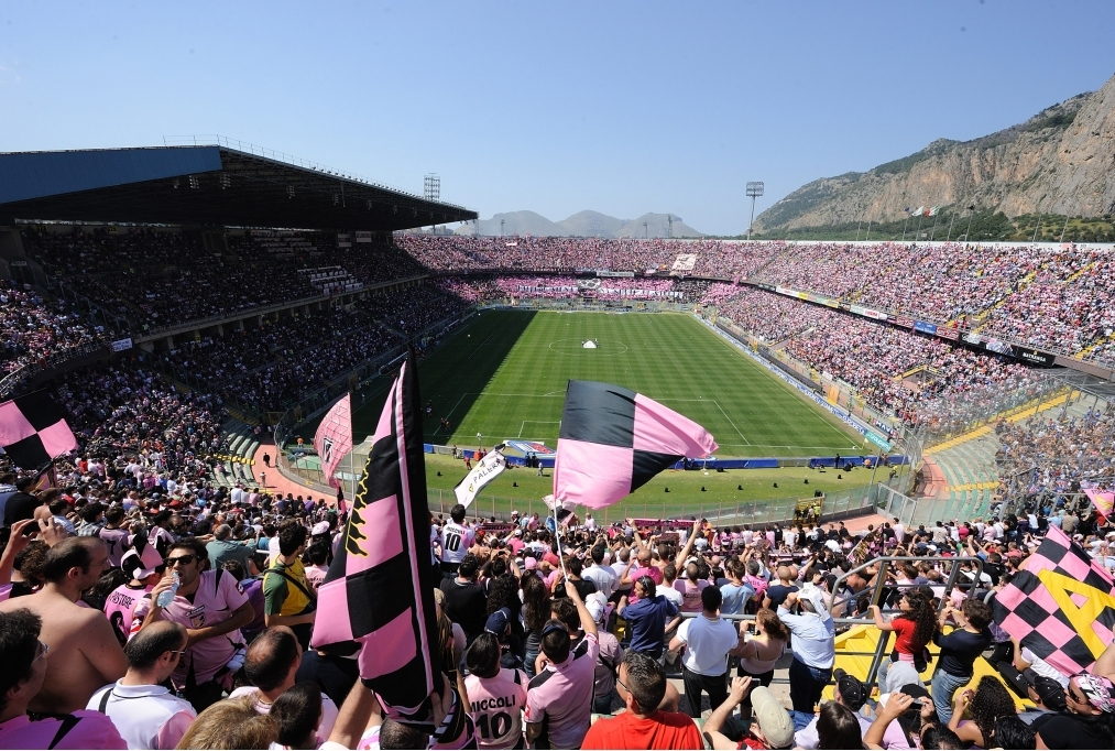 US Citta di Palermo v UC Sampdoria - Ser