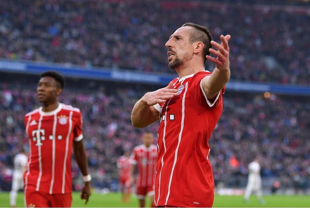 FC Bayern Muenchen v Hamburger SV - Bund