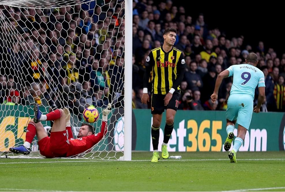 Watford FC v Newcastle United - Premier