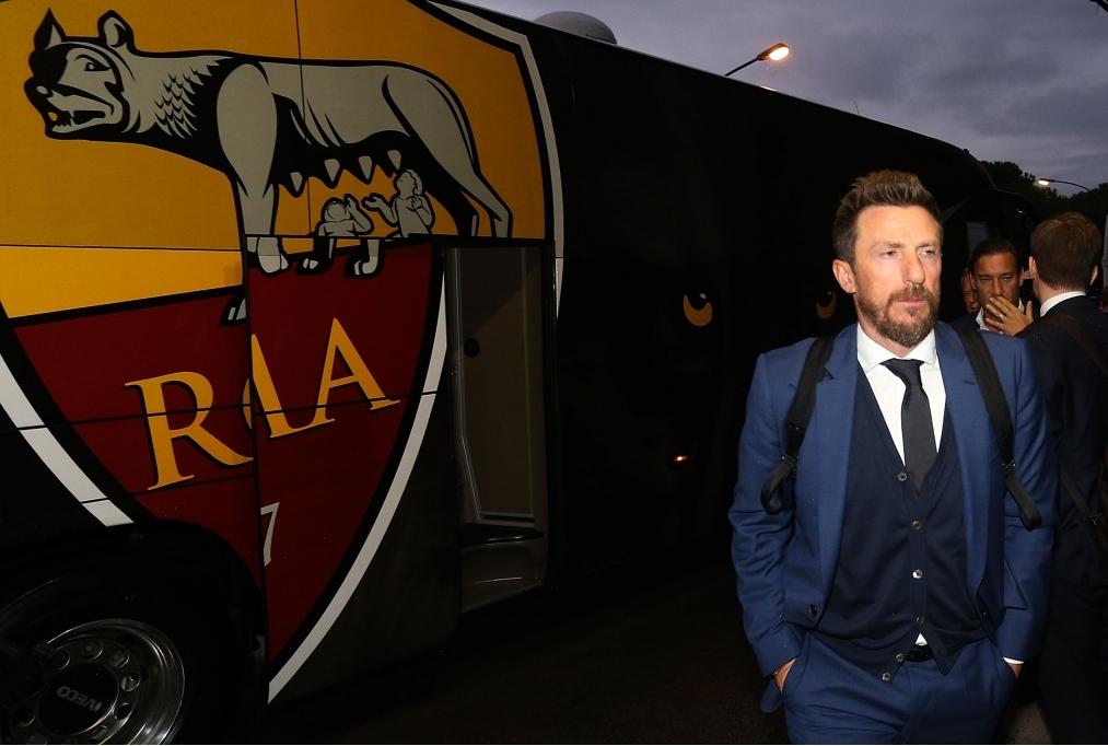 Empoli v AS Roma - Serie A