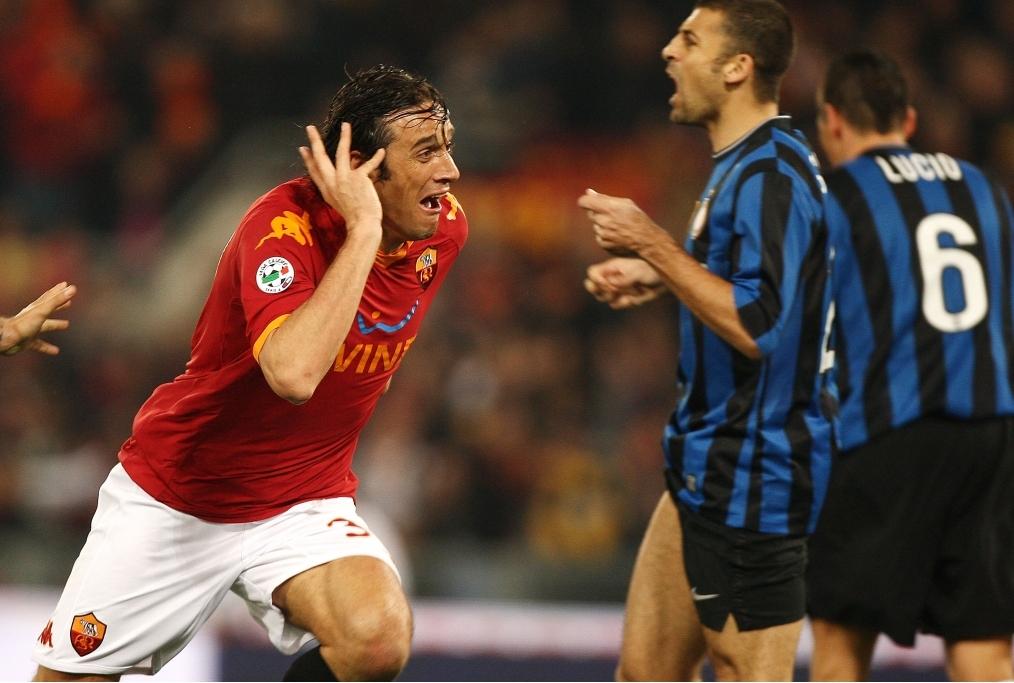 AS Roma v FC Internazionale Milano - Ser