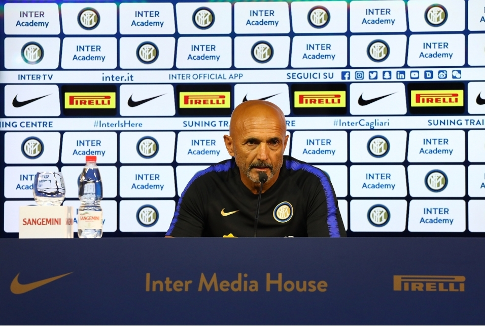 FC Internazionale Training Session And P