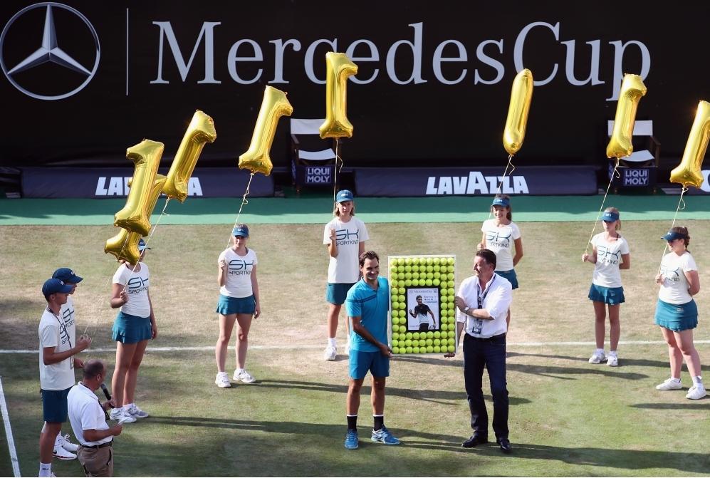 Mercedes Cup Stuttgart - Day 6