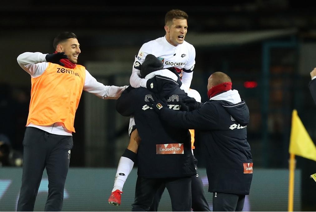 Empoli v Genoa CFC - Serie A