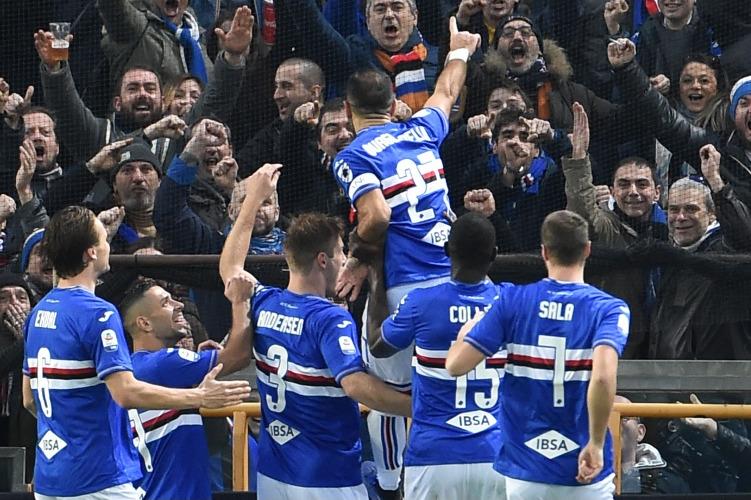 UC Sampdoria v Chievo Verona - Serie A