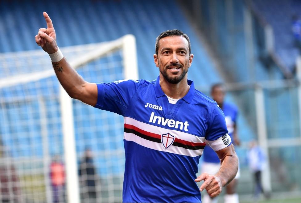 GENOA ITALY - JANUARY 21 Fabio Quagliar