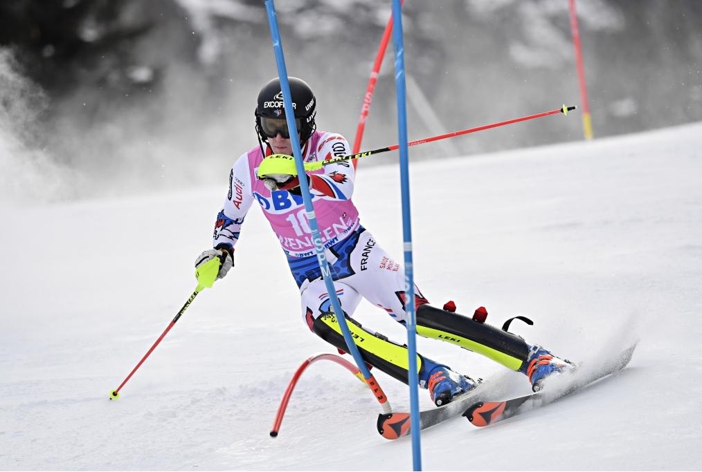 Ski World Cup - Mens Slalom - Noel