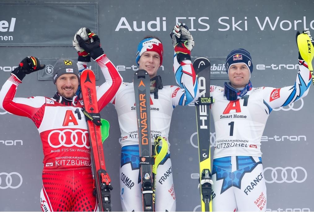 Audi FIS Alpine Ski World Cup - Mens pod