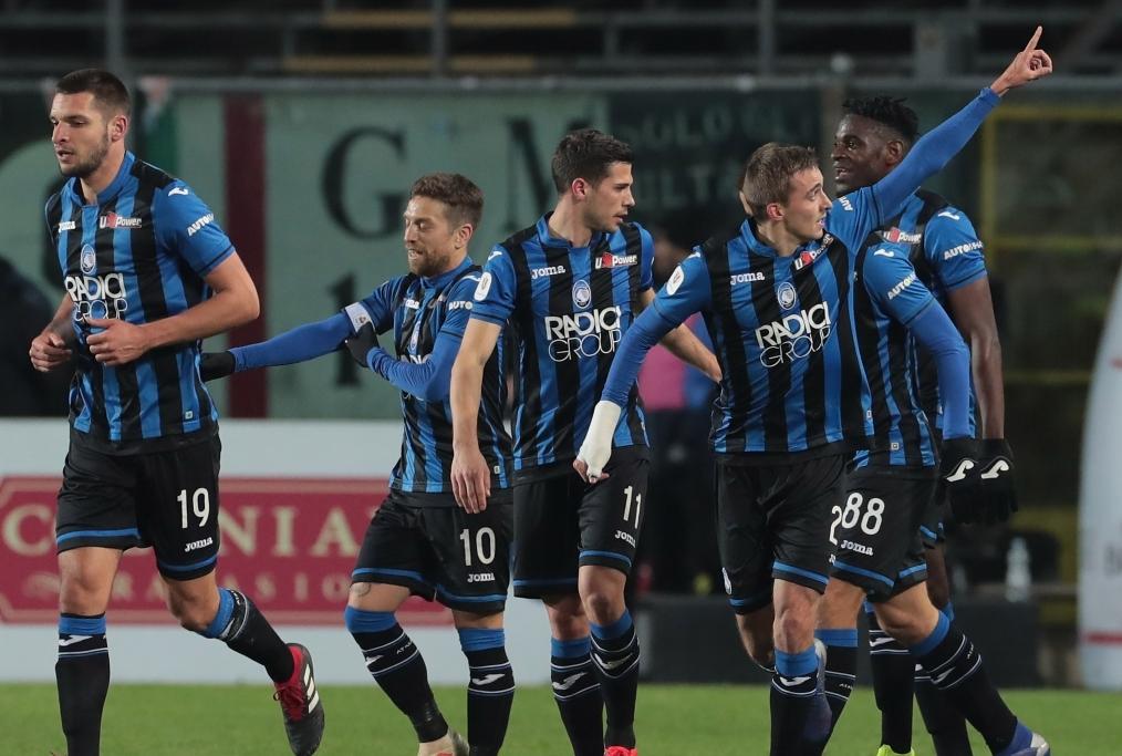 Atalanta BC v Juventus - Coppa Italia