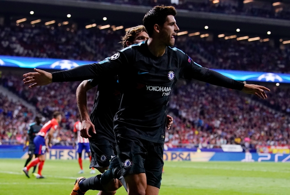 Atletico Madrid v Chelsea FC - UEFA Cham