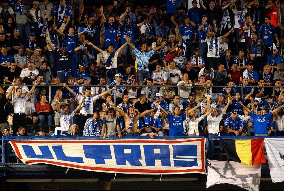 Foot S Prague - Rc Genk Champ League