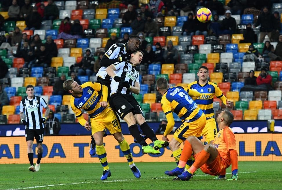Udinese v Parma Calcio - Serie A