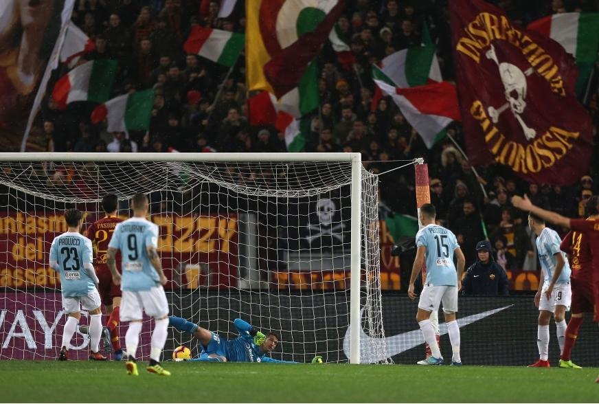 AS Roma v Entella - Coppa Italia