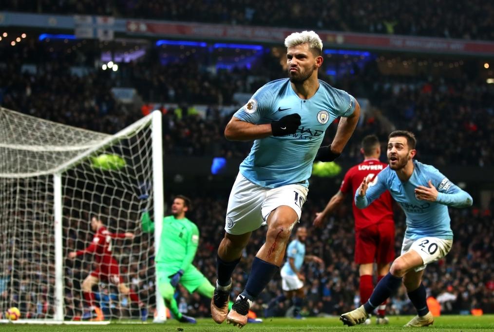 Manchester City v Liverpool FC - Premier